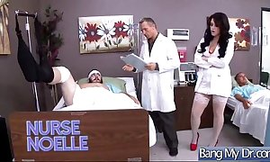 Making love betwixt doctor and hawt floosie patient (noelle easton) clip-26