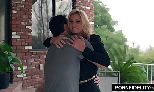 Pornfidelity sexually agitated milf india summer wishes her brother's dong