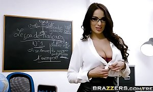 Brazzers.com - extensive mambos at trainer - (anissa kate, marc rose) - trailer advance showing