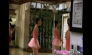 Ballerinas - bffs kenna james, nina north
