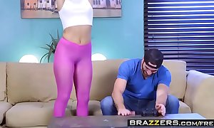 Brazzers.com - brazzers exxtra - abella danger charles dera coupled with tommy gunn - sybian gamer amateur spliced