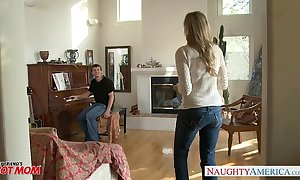 Milf in hot jeans julia ann gets nailed