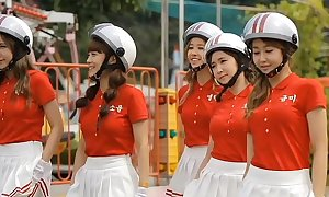 [crayon pop] i?¬e ?is©i?? e? e? e? (bar forbid bar...