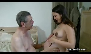Grandpa can not agree to glory in me pregnant - hotcamgirlz.net