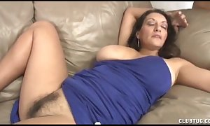 Shove around milf brew jerking and cookie scraping