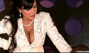 Lisa ann locker room confine