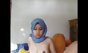 Indonesian Malay Hijabi Horny 03