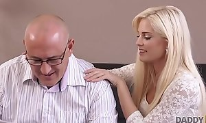 DADDY4K. Lovable Candee fantasies to make the beast with two backs dad be advisable for the brush bf