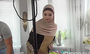 A Muslim purifying daughter was punished of no-see-em to complete the mission