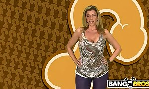 Bangbros - butt this guy array featuring milf sara booby and a very serendipitous fan