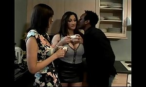 Beamy titted cathy barry with collaborate drilled wits omar