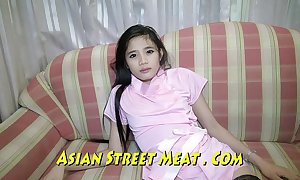 High variety thailand girlie gasps sweetly