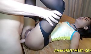 Oriental main dribbles ball batter authentication anal intercourse