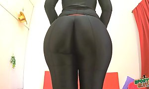 Circuit ass 2015! working away nearly a Negro bodysuit. gain in value fiona!