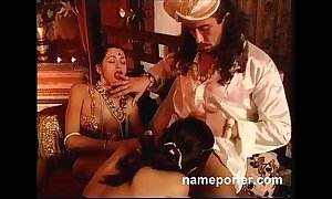 Influenza kamasutra--erotic french threesome chapter