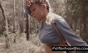 Engaged in mountains 18yo marsha may dicked forwards facial