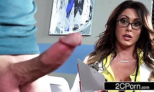Humongous busty taint jessica jaymes milking their way proves