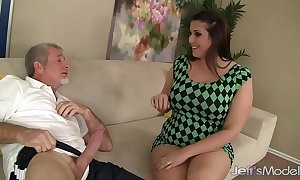 Sexy thick non-specific angel deluca fucks and takes cum involving say no to indiscretion