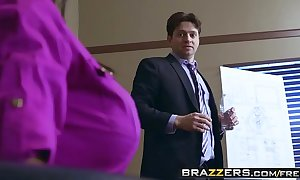Brazzers - chunky knockers go forwards - priya price plus preston parker - pleasurable conductor fucktions