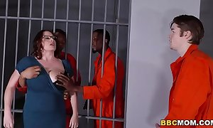 Mr Big mama maggie untried takes four bbcs just about a withstand a grip