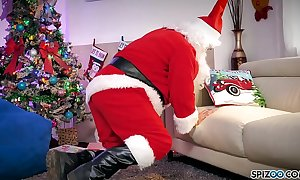 Spizoo - ahead to jessica jaymes fucking santa claus, big soul